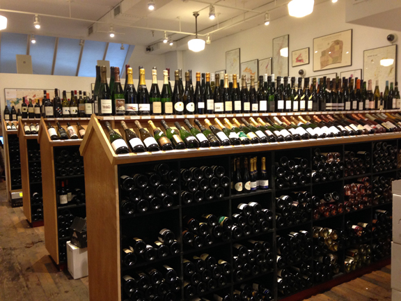 best wine shop new york city