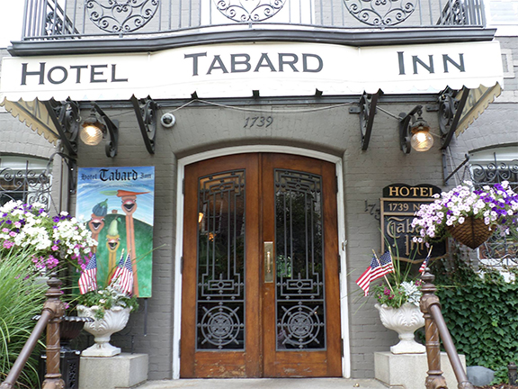 tabard inn washington dc